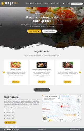 Crie sites para empresas